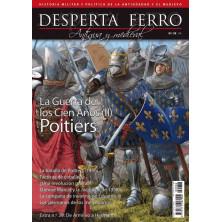 Desperta Ferro Antigua y Medieval n.º 38: La Guerra de los Cien Años (II) Poitiers