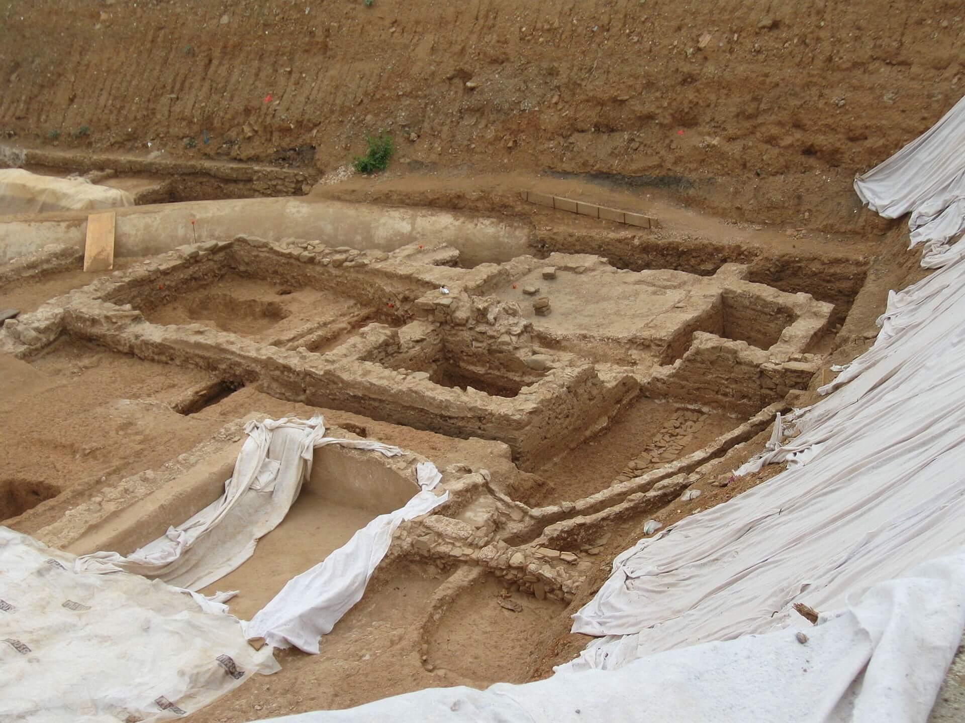villa romana de la Sagrera