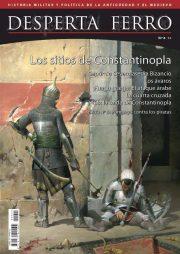 guerra de asedio sitios de Constantinopla