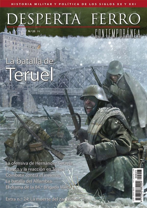 Desperta Ferro Contemporánea n.º 23: La batalla de Teruel