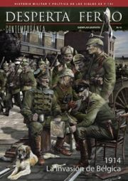 1914 La invasión de Bélgica