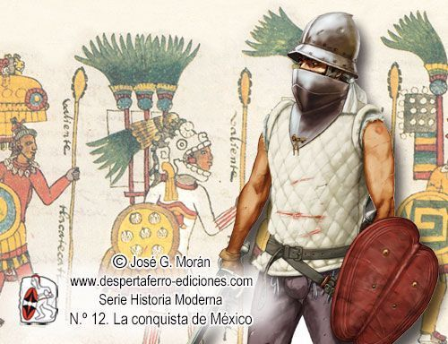 armamento hispano-mexica