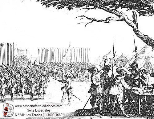 DFE7-5, El reclutamiento en el siglo XVII