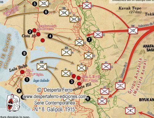 DFC8-FB-6, La Ofensiva de Agosto