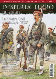 Desperta Ferro Contemporánea n.º 9: La Guerra Civil en Vizcaya, 1937