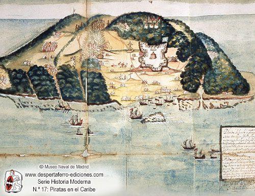 DFM17-10, Refugios de piratas