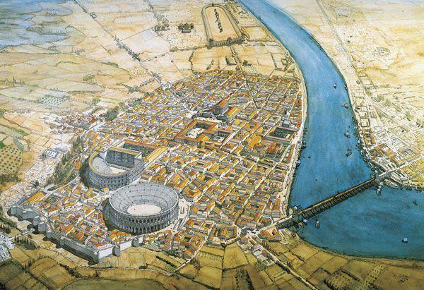 Ciudades del mundo antiguo Jean-Claude Golvin