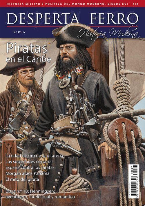 portadaDFM17-web, Piratas en el Caribe