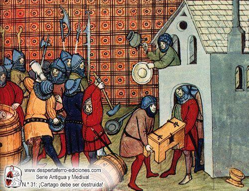 chevauchée Guerra de los Cien Años