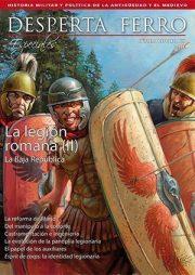 Legión romana en la Baja República