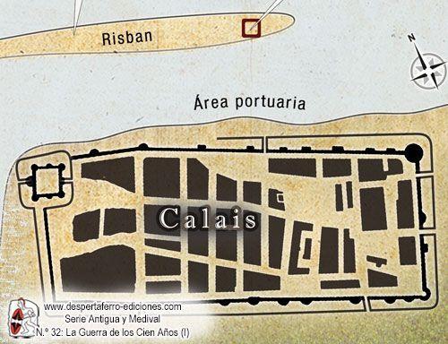 asedio de Calais