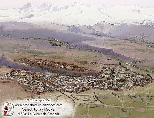 asedio de Granada Muhammad XI Boabdil