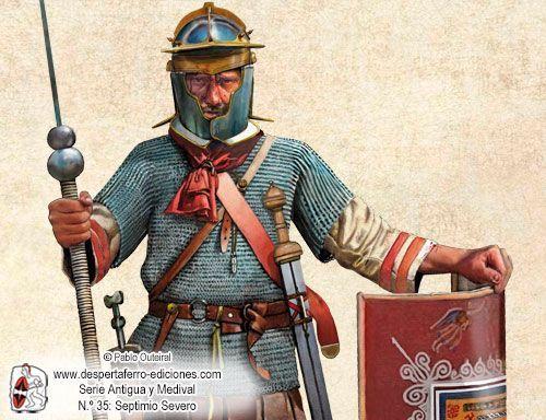 reformas militares de Septimio Severo