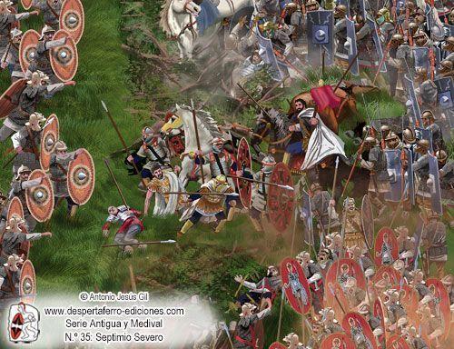 batalla de Lugdunum