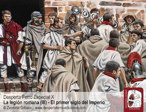 religión ejército imperial