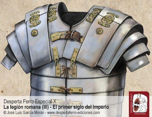 armadura romana imperial