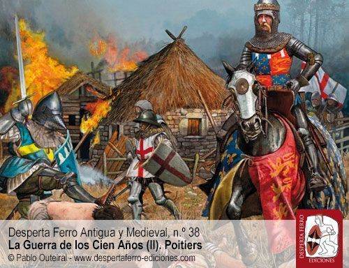 Poitiers 1356. De la Peste Negra a la víspera de Poitiers