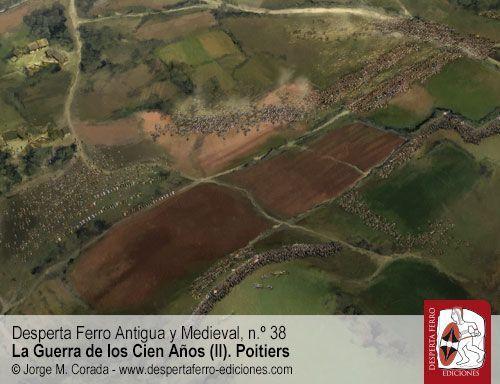 batalla de Poitiers 1356