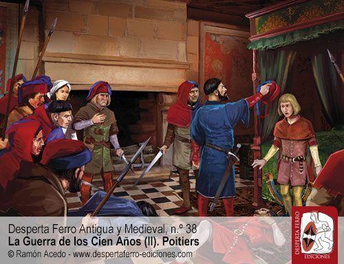 Poitiers 1356. Étienne Marcel y la Jacquerie