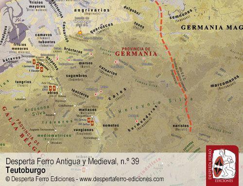 Germania en el siglo I d. C