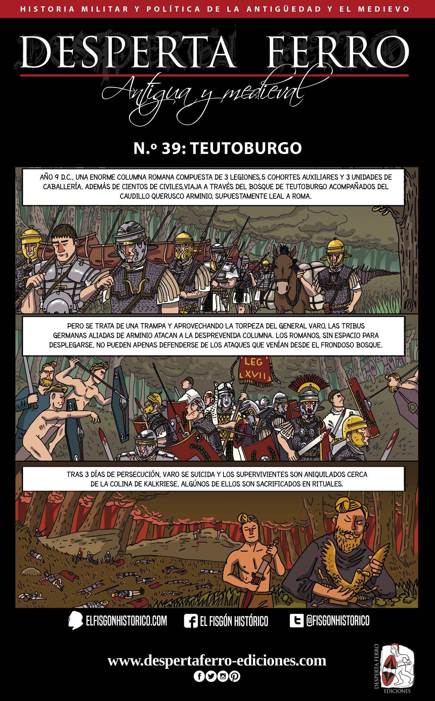 El Fisgón Histórico y Teutoburgo