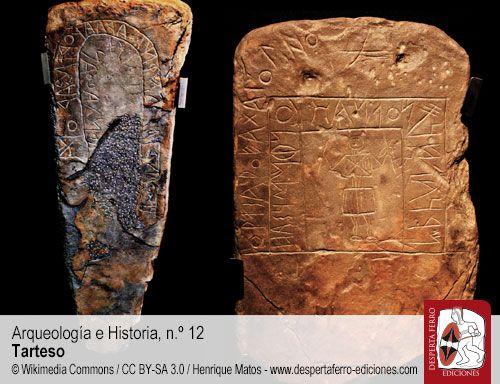 Tarteso - Desperta Ferro Arqueología e Historia