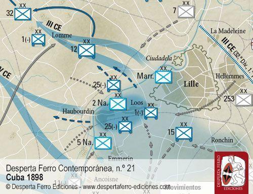 batalla de Lille