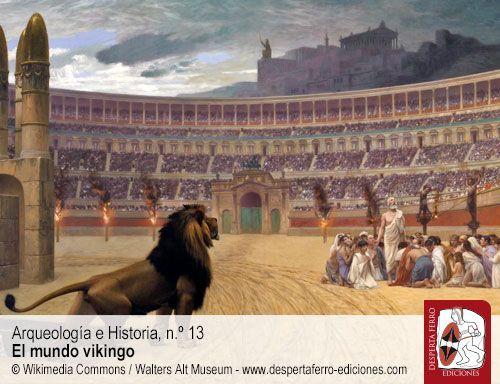 gladiadores roma