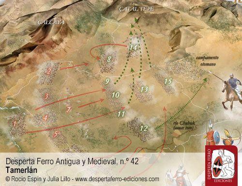 batalla de Ankara 1402