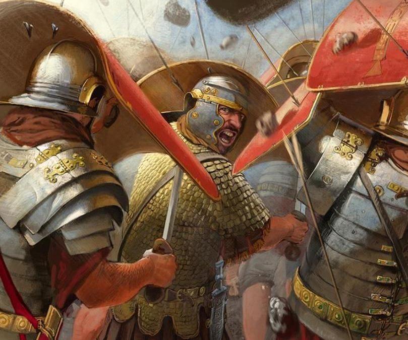 Ejército romano y romanitas