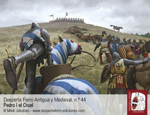 Pedro contra Enrique. Antecedentes y primera fase de la Guerra Civil Castellana