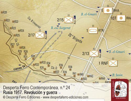 primer asalto a Tobruk
