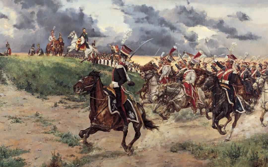 Liebertwolkwitz, la mayor batalla de caballería de las Guerras Napoleónicas