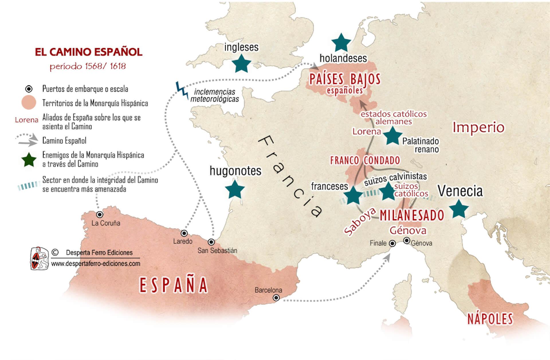 Camino español