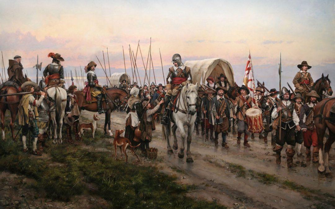 El Camino español. Cuatro siglos y medio de proeza logística