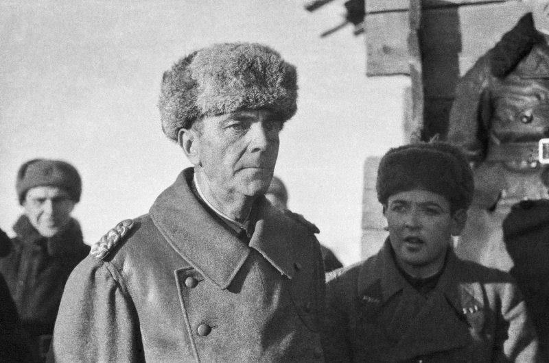 Rendición de Paulus 75.º aniversario fin de la batalla de Stalingrado