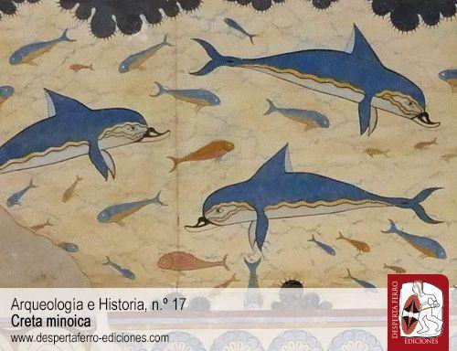 frescos minoicos por David Vivó