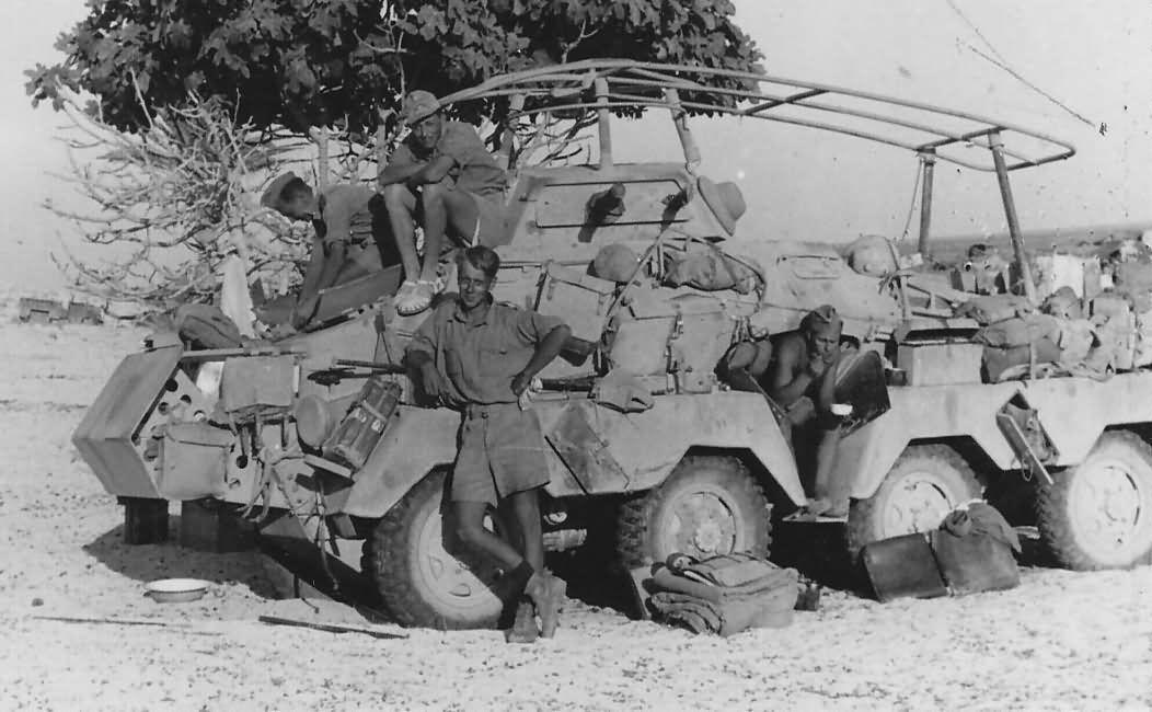 Afrika Korps Rommel