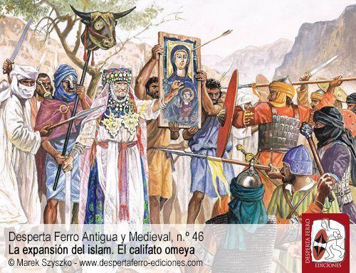 La conquista omeya del Magreb por Jesús Lorenzo Jiménez (Universidad del País Vasco)