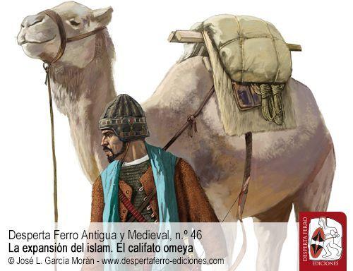 Guerreros de Alá. El ejército omeya por David Nicolle