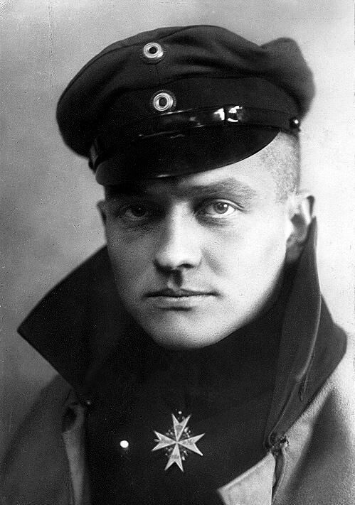 Manfred von Richthofen Barón Rojo