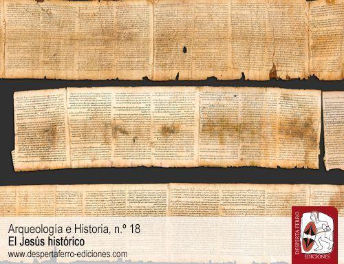 Juan Bautista, Jesús y los esenios de Qumrán por Antonio Piñero (Universidad Complutense de Madrid)