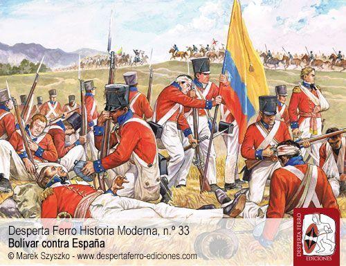 Las legiones británicas en América por Edgardo Mondolfi Gudat (Academia Nacional de la Historia de Venezuela)