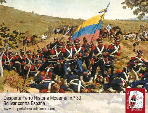 La batalla de Carabobo por Julio Albi de la Cuesta