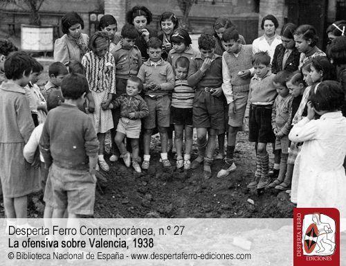 Valencia, ciudad de retaguardia por Antonio Calzado Aldaria (Universitat de València)