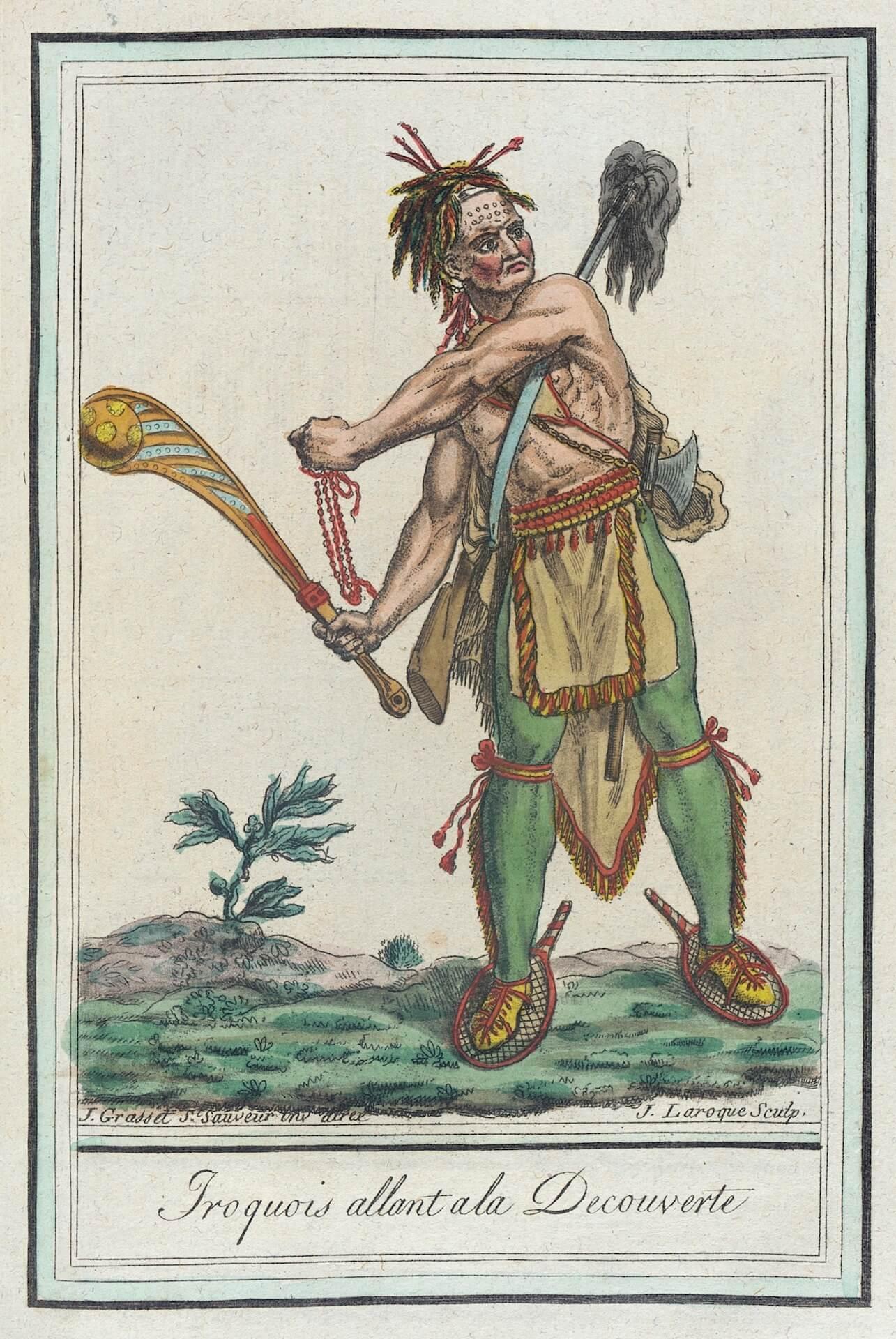 guerrero iroqués el último mohicano