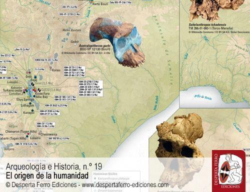 La génesis de la humanidad por Eudald Carbonell (IPHES / Fundación Atapuerca)