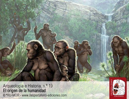 Adaptarse o extinguirse. Determinantes paleoambientales para la evolución de los homininos por Jordi Nadal (Universitat de Barcelona)