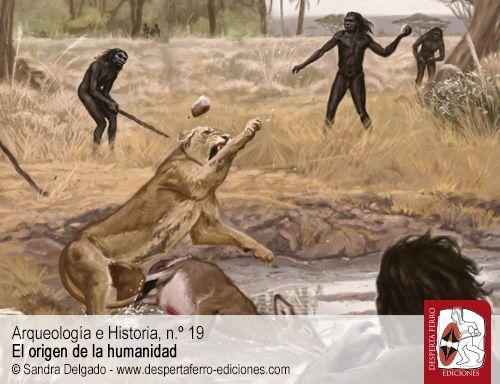 La supervivencia de la especie y la competencia por el entorno por Charles P. Egeland (UNCG)
