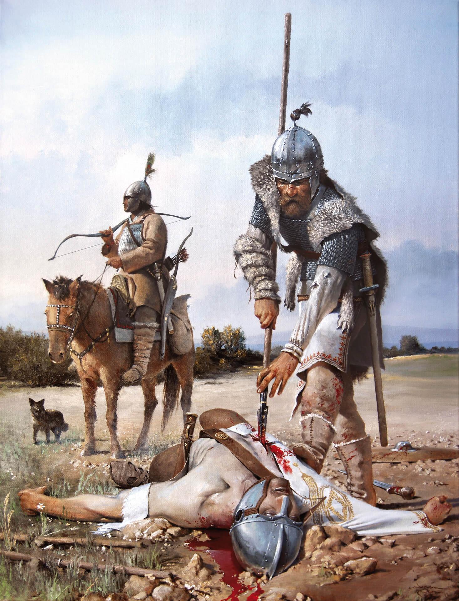 batalla de los campos cataláunicos